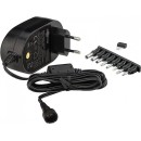 Adapter switch. DC 3-12 V 2,2A  Goobay 59030